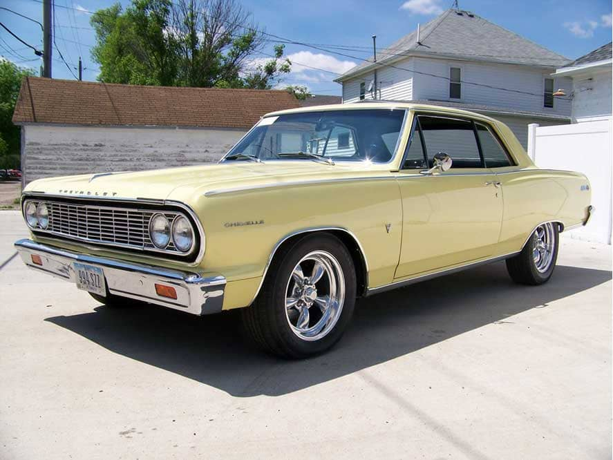 1964 Chevelle SS- Inquire for price