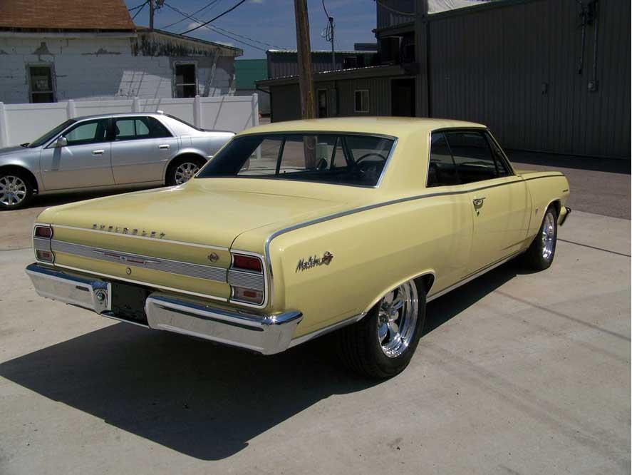 1964 Chevelle SS Inquire For Price