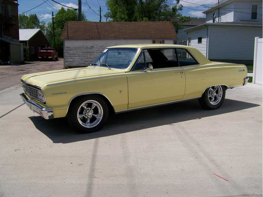 1964 Chevelle SS- Inquire for price | Larry\'s Auto