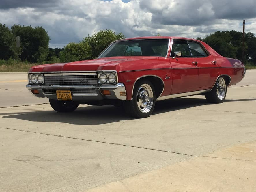 1970 Impala- Inquire for price